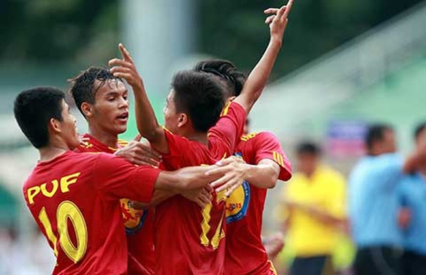 VCK giải U-17 báo Bóng Đá: Chung kết trong mơ
