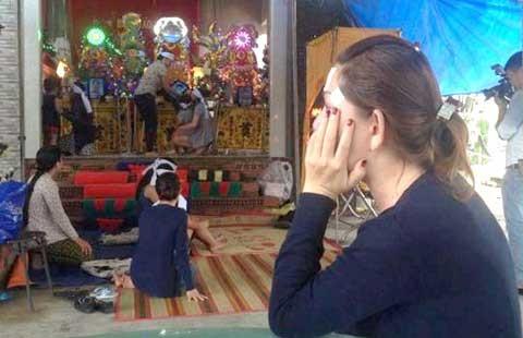Phác thảo về hung thủ vụ thảm sát ở Bình Phước