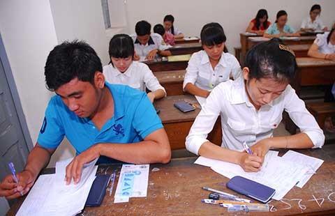 Tỉ lệ đỗ tốt nghiệp THPT sẽ cao