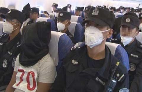 Dân Trung Quốc tham gia 'thánh chiến'