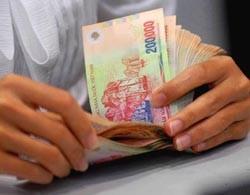 Đề xuất tăng mức lương tối thiểu 350.000-550.000 đồng