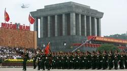 2.500 người dự diễu hành nghệ thuật kỷ niệm 70 năm Quốc khánh