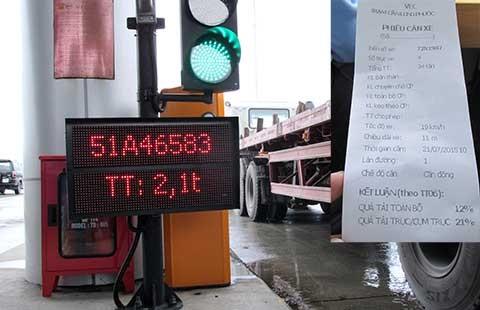 Cấm xe quá tải vào cao tốc Long Thành