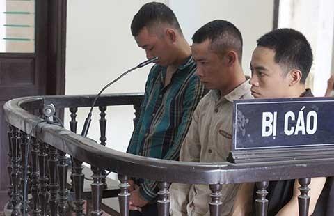 Bắn chết sinh viên, bị tù chung thân
