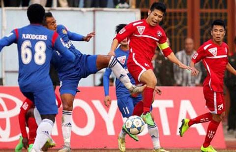 Vòng 18 V-League: Phao cứu sinh!