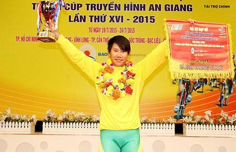 Chủ giải An Giang đoạt cả áo vàng lẫn áo xanh