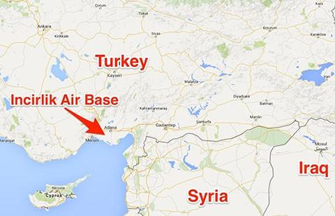 Thổ Nhĩ Kỳ tuyên chiến với Nhà nước Hồi giáo