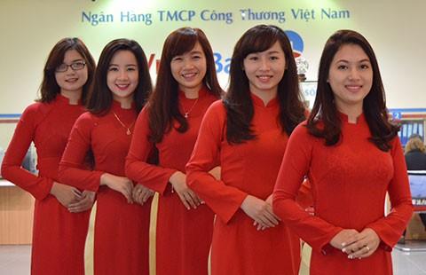 Thông báo: VietinBank tuyển dụng cán bộ lễ tân văn phòng