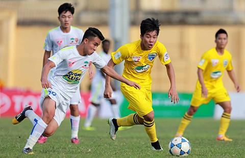 League 2015: Thanh Hóa thêm đầu FLC vẫn không thể vô địch