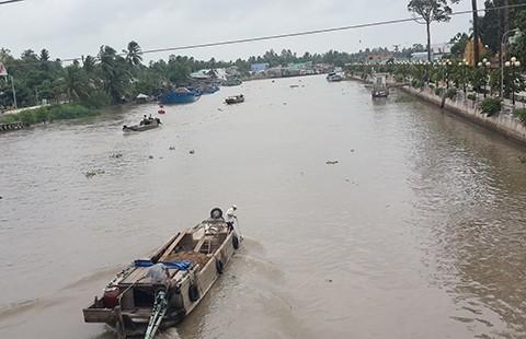 Đoạn sông Ô Môn và những bài ca bất hủ