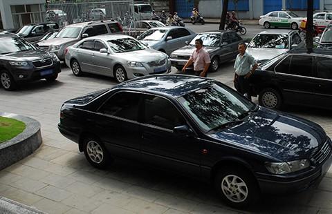 Ủy viên trung ương sử dụng xe công không quá 1,1 tỉ đồng
