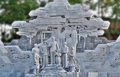 Công trình tượng ở Sơn La: Chỉ khởi công khi bố trí đủ vốn