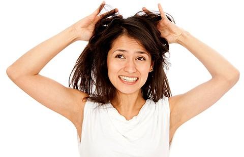 Tóc cũng tiết lộ bệnh tật