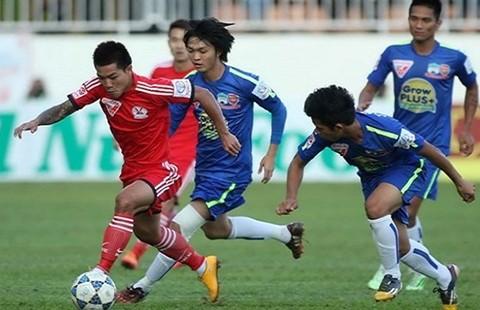 Vòng 20 Toyota V-League: Không còn đường lùi