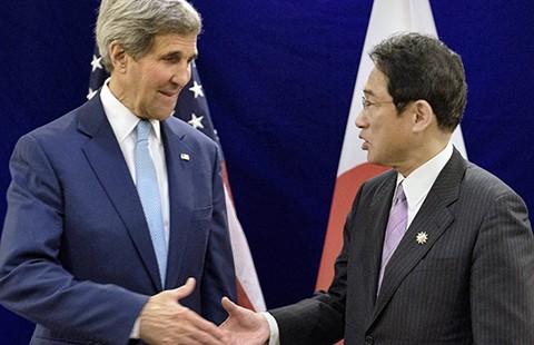 Ấn Độ và Nhật đều muốn Trung Quốc dừng xây đảo