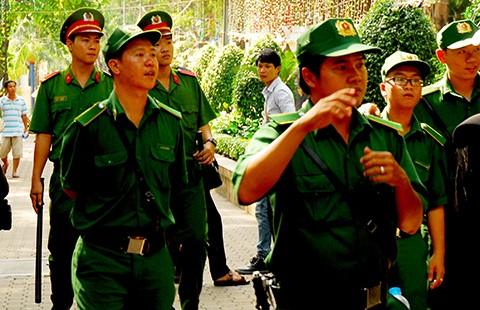 TP.HCM là điểm sáng trong phong trào toàn dân bảo vệ an ninh Tổ quốc