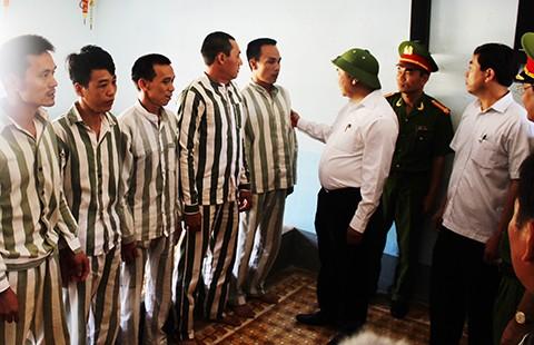Ông Đoàn Văn Vươn được đề nghị đặc xá