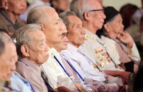 Lễ kỷ niệm 70 năm Cách mạng Tháng Tám và Quốc khánh 2-9