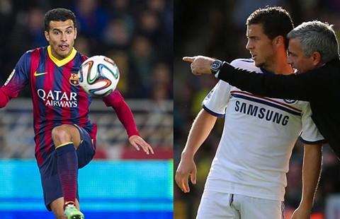 Vì sao Mourinho cần Pedro?