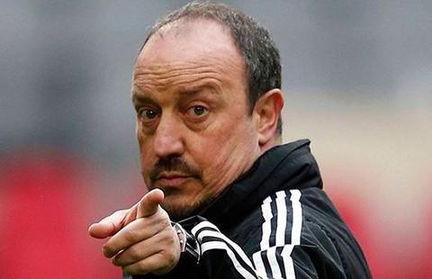 Thử thách cho Benitez