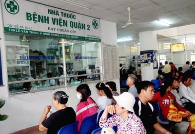 Các bệnh viện hợp tác chăm sóc sức khỏe người có công
