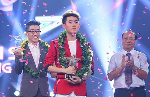 Phạm Chí Thành trở thành quán quân 'Ngôi sao Phương Nam'