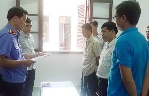 Bắt thẩm phán nhận 50 triệu 'chạy án'