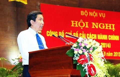 TP.HCM tăng ba bậc xếp hạng chỉ số cải cách hành chính
