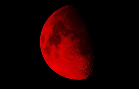 'Siêu trăng máu' sắp tái xuất sau 30 năm