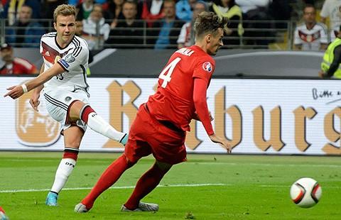 Vòng loại Euro 2016: Đức lấy lại vị thế
