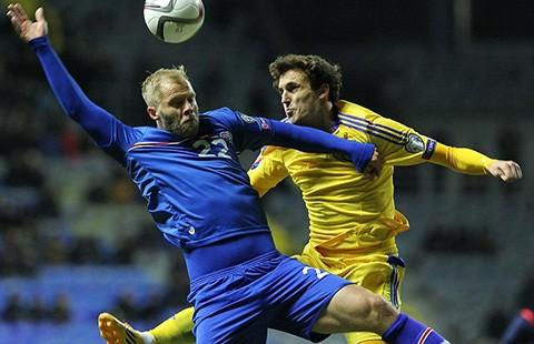 Iceland lần đầu tiên đoạt vé dự Euro