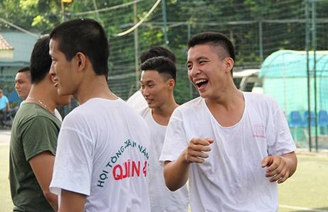 Hơn 2.300 thanh niên TP.HCM lên đường nhập ngũ