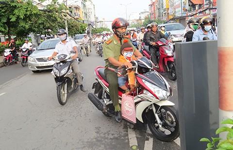 Ý thức giao thông quá kém!