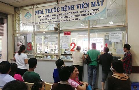 Kiểm điểm Ban Giám đốc Bệnh viện Mắt TP.HCM