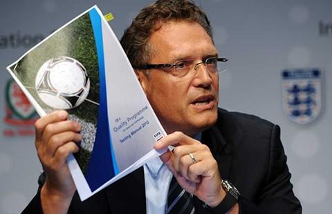 Tổng thư ký FIFA bị đình chỉ vì nghi tham nhũng và nhận hối lộ