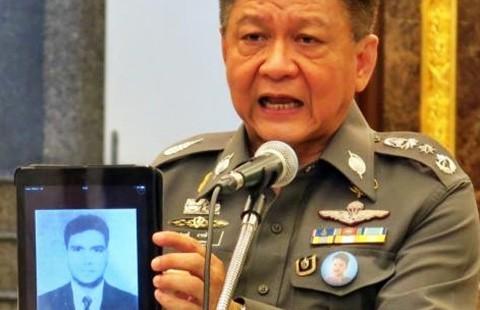 Thái Lan truy nã nghi can người Pakistan