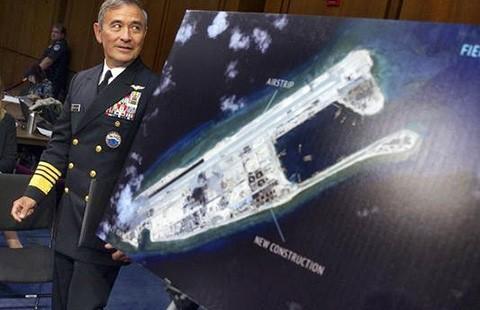 McCain ủng hộ tuần tra biển Đông