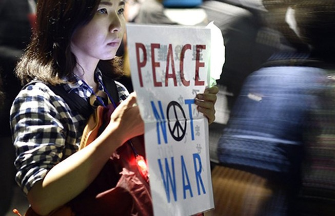 Luật về an ninh Nhật có gì mới?