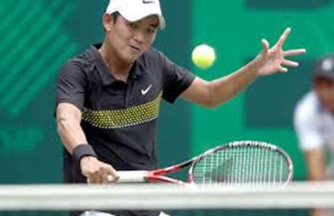 Giải quần vợt VĐQG 2015: Minh Quân tái xuất và đăng quang