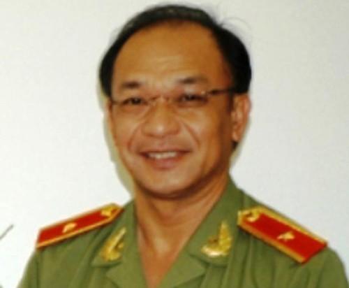 Thiếu tướng Lê Đông Phong giữ chức giám đốc Công an TP.HCM