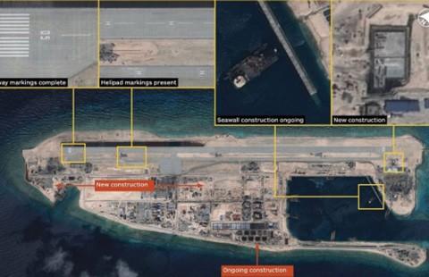 Trung Quốc 'né' chuyện biển Đông
