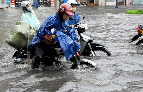 Thêm 51 dự án chống ngập cấp bách