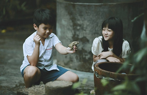 Trọng Khang, 11 tuổi với hàng chục vai diễn