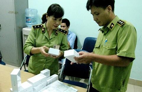 Lúng túng trong xử phạt nhập lậu iPhone 6S