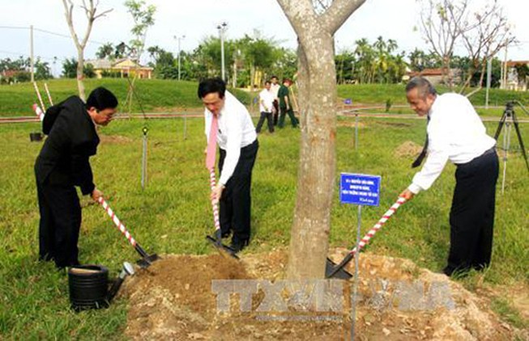 Khánh thành Khu lưu niệm Thủ tướng Phạm Văn Đồng