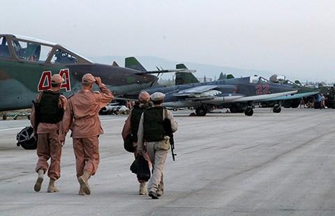 Quân nổi dậy Syria muốn bắn hạ máy bay Nga