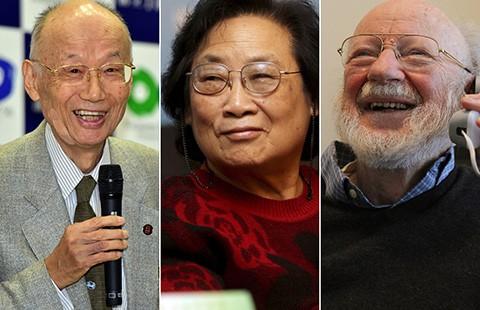 Thuốc trị bệnh nhiễm đoạt giải Nobel