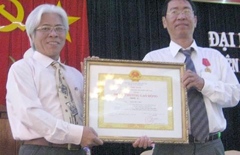 Cách chức giám đốc Công ty Cấp thoát nước Phú Yên