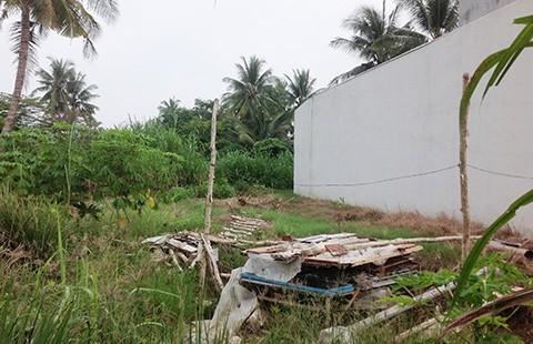 Mẹ liệt sĩ không được giảm tiền đất