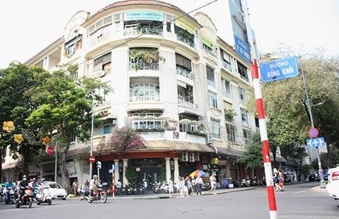 Khu đất vàng 164 Đồng Khởi lại vắng nhà đầu tư